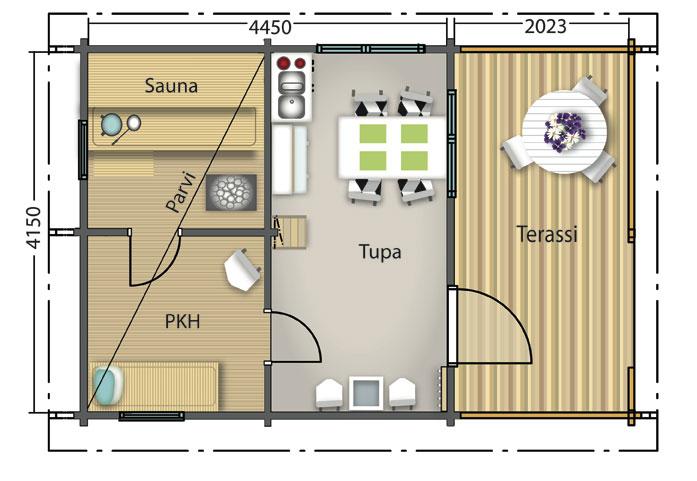 gartenh user und saunahaus. Black Bedroom Furniture Sets. Home Design Ideas