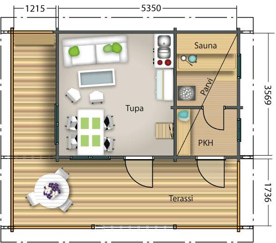 Sauna Und Gartenhaus In Einem